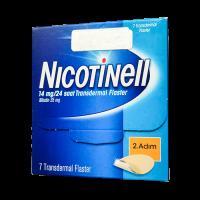 Купить Никотинелл (Nicotinell) ТТС 20 №7, Novartis A.S
