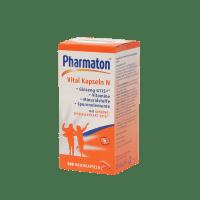 Фарматон (Pharmaton) витамины капсулы №100 фото