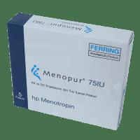 Менопур (Menopur) лиоф. 75МЕ 10шт