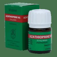 Азатиоприн (Azathioprine, Имуран) таб 50мг