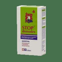 Stop Demodex (Стоп Демодекс) шампунь 100 мл фото