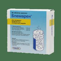 Блемарен таблетки шип. 80шт/уп