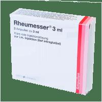 Роймессер (Rheumesser) ампулы 3мл 3шт фото