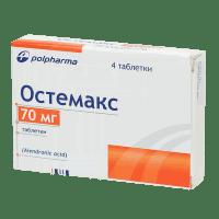 Остемакс таблетки 70мг N4 фото