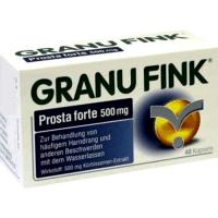 Грануфинк (Granufink) простата и мочевой пузырь капсулы №40 фото
