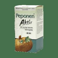 Пепонен Актив капсулы 600 мг N60