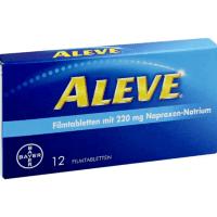 Aleve (Алив) таблетки №12 фото