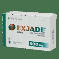 Эксиджад таблетки дисперг. 500 мг №28!