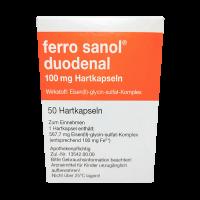 Ферро Санол (Ferro Sanol) капс. №50 (50шт/уп) фото