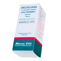 Купить Ипекакуан Италия сироп 7% 100мл, Sella Srl, Италия