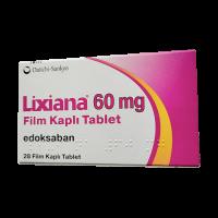 Ликсиана (Эдоксабан) 60мг таблетки №28 фото