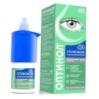 Оптинол (Optinol) Глубокое увлажнение 0.4% капли глазные 10мл фото