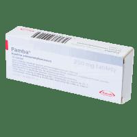 Памба таблетки 250 мг №10 Takeda GmbH