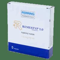 Реместип, Терлипрессин 0,1 мг/мл 2 мл №5