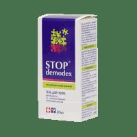 Стоп Демодекс (Stop Demodex) гель для век фл. 30 мл фото