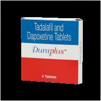 Тадалафил Дапоксетин Дураплюс (Duraplus) табл. 10 30мг №4 фото
