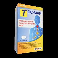 Тос-Май (Tos-Mai) таблетки №16 фото