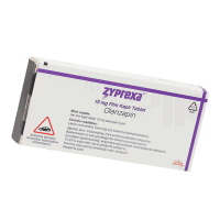 Купить Зипрекса (Zyprexa) таб. 10мг №28, Лилли С.А. (Испания)