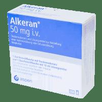 Алкеран пор. для инъекций 50 мг №1