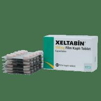 Кселтабин Тева (Капецитабин) таблетки 150мг №60
