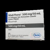 Мабтера концентрат для инъекций 500 мг/50 мл №1 фото