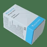 Купить Мерпурин Меркаптопурин табл, 50мг №25, Kocak Farma A. S