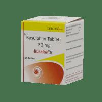 Бусульфан (аналог Милеран) таблетки 2мг №25