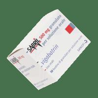 Купить Сабрил суспензия 500мг №50, Sanofi-Aventis