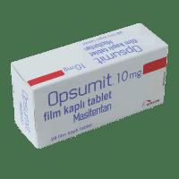 Опсамит (Opsumit, Мацитентан) таб. 10мг №28 фото