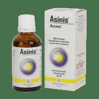 Асинис (Asinis) фл. 50мл фото