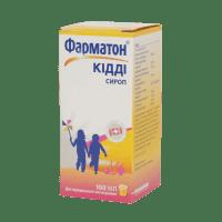 Купить Кидди фарматон сироп 100мл фл, , Pharmaton SA