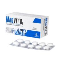 Магвит В6 (Magvit B6) таблетки №50 фото
