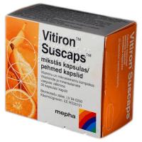 Витирон Сускапс капс, N30 фото