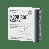 Купить Индомирол капс. N30 360 мг, Нутримед