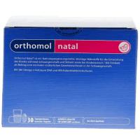 Ортомол Натал (Orthomol Natal) капсулы 30шт фото