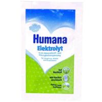 Хумана электролит (Humana) 6.25г с фенхелем пак. №12 фото