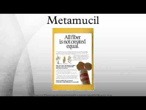 Видео о препарате Метамуцил пор. 5.8г 30шт