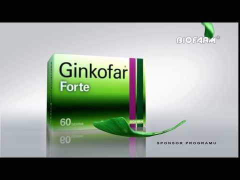 Видео о препарате Гинкофар форте табл. п/о 80мг N60