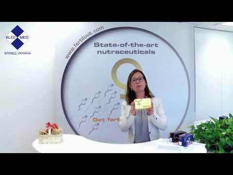Видео о препарате Фертиловит Ф 35 (Fertilovit F 35) плюс капс №30