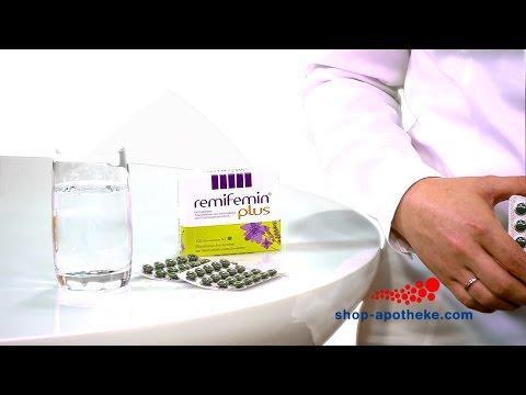 Видео о препарате Ремифемин плюс таб. №100