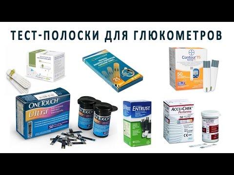 Видео о препарате Тест-полоски SensoLite Nova Test 50шт