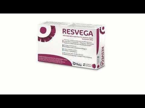 Видео о препарате Ресвега (Resvega) капсулы №60