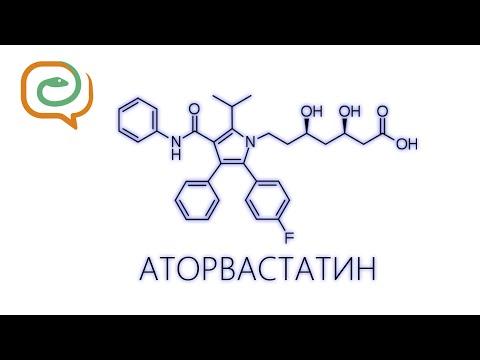 Видео о препарате Липитор таблетки 40мг 20шт