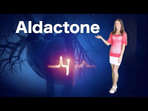 Видео о препарате Альдактон Cпиронолактон 100мг №100 100 капсул
