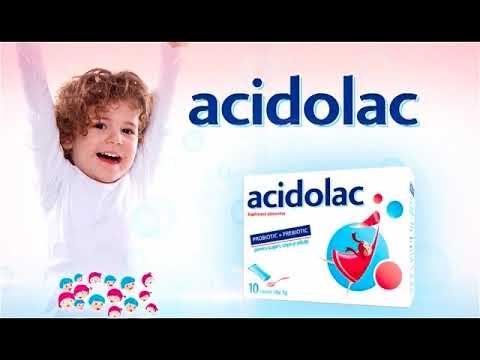 Видео о препарате Ацидолак пакет-саше 3г N10