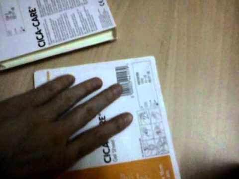 Видео о препарате Сика Кеа противорубцовый пластырь (Cica Care повязка) 12х15 см