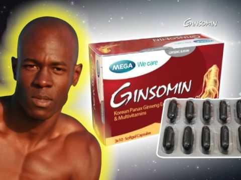 Видео о препарате Гинсомин капс. N30