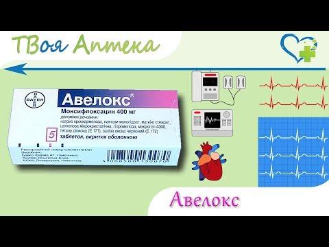 Видео о препарате Авелокс 400мг (Avelox 400) таблетки №7