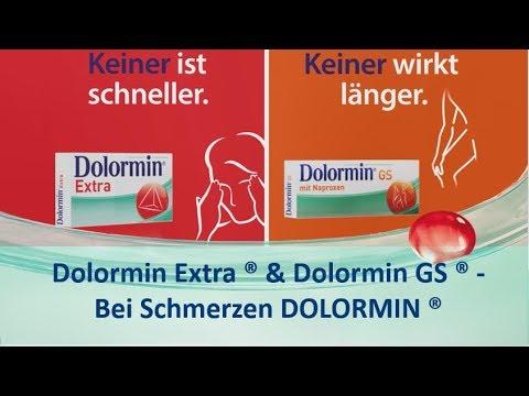 Видео о препарате Долормин экстра (Dolormin extra) табл №20